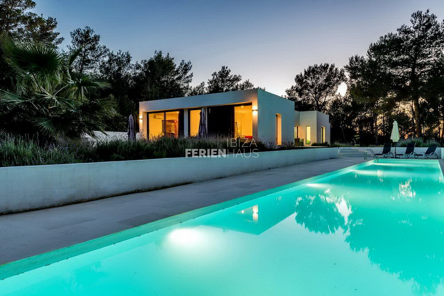 Can Javier Modern Ibiza Villa With 20m Swimming Pool House Ibiza Fincas And Villas To Rent