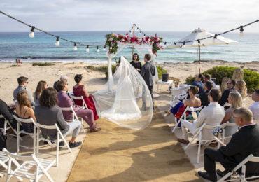 Dream wedding Island, Balearic Islands, romantic wedding location
