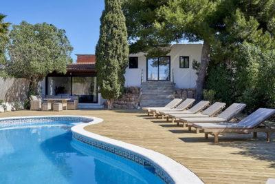Exclusive villa at Ibiza Town