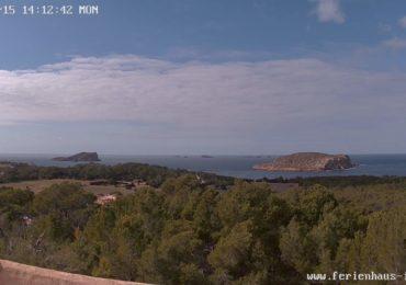Our webcams on Ibiza